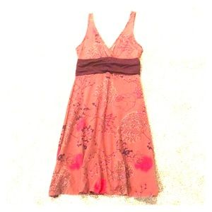 Dress, cotton/knit sundress
